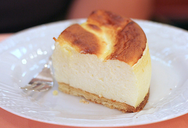 Italian Recipe: Lemon Ricotta Cheesecake