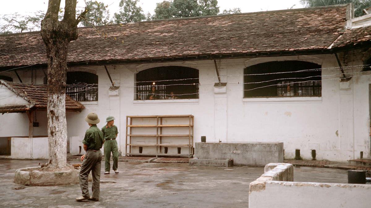 Hanoi Hilton Exterior