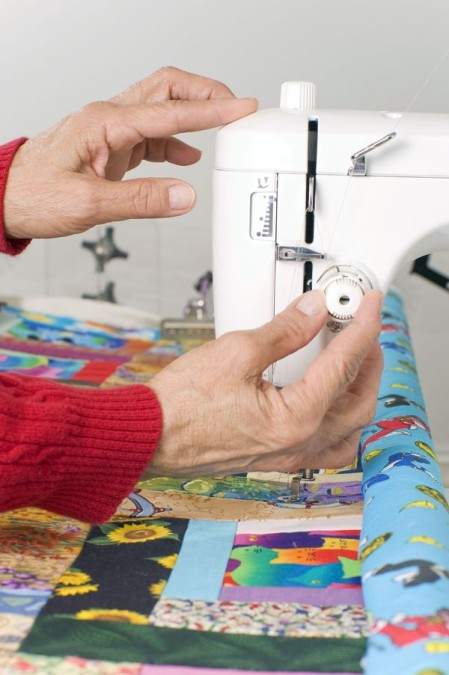 quilting tension