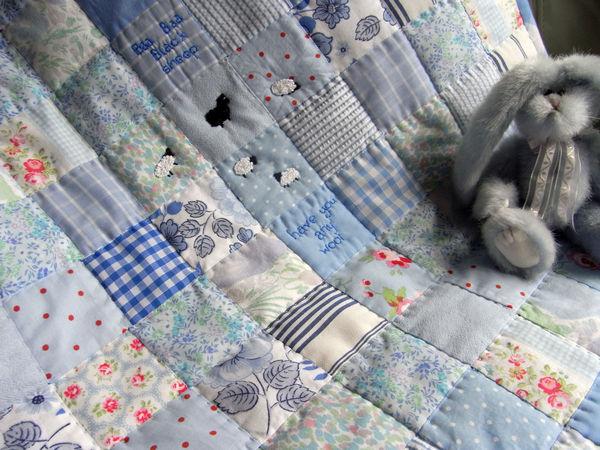 clean quilt