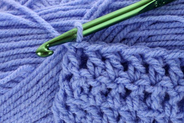 crochet size charts