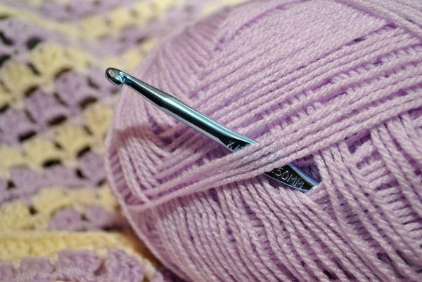 reading crochet symbols