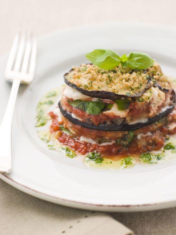 Italian Recipe: Homemade Eggplant Parmesan – 12 Tomatoes