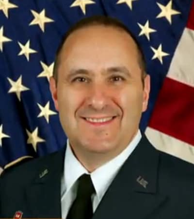 Major General Greene