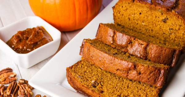 This Ginger-Spiced Pumpkin Loaf Will Get You Ready For Fall In No Time ...