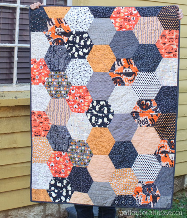 Autumn Inspiration: 5 Free Fall Quilt Patterns – 24 Blocks : fall quilt - Adamdwight.com