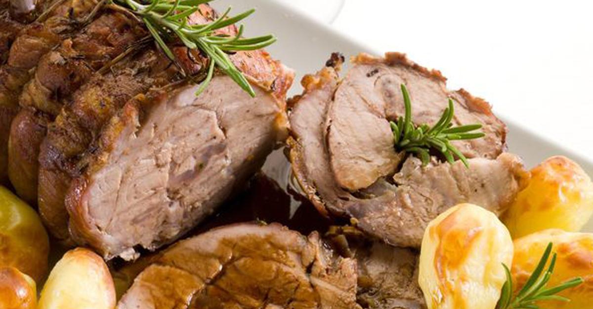 rosemary lamb