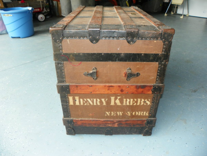 Antique Trunks Everything You Need To Know About