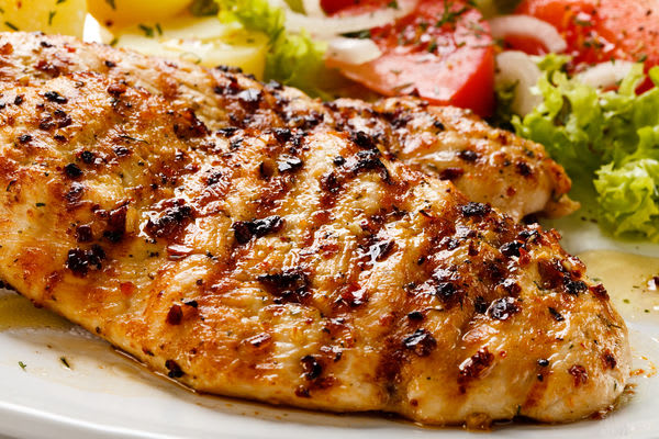 Simply Delicious Grilled Recipe: Lime Spiced Grilled Chicken
