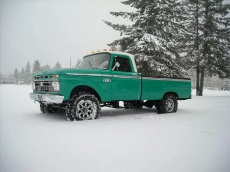 My 65 f250