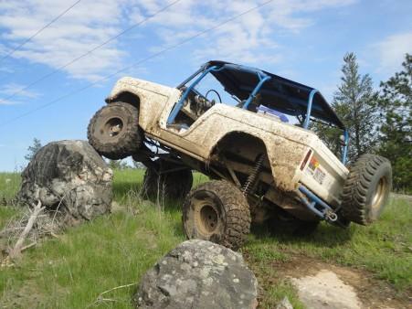My 67 Bronco