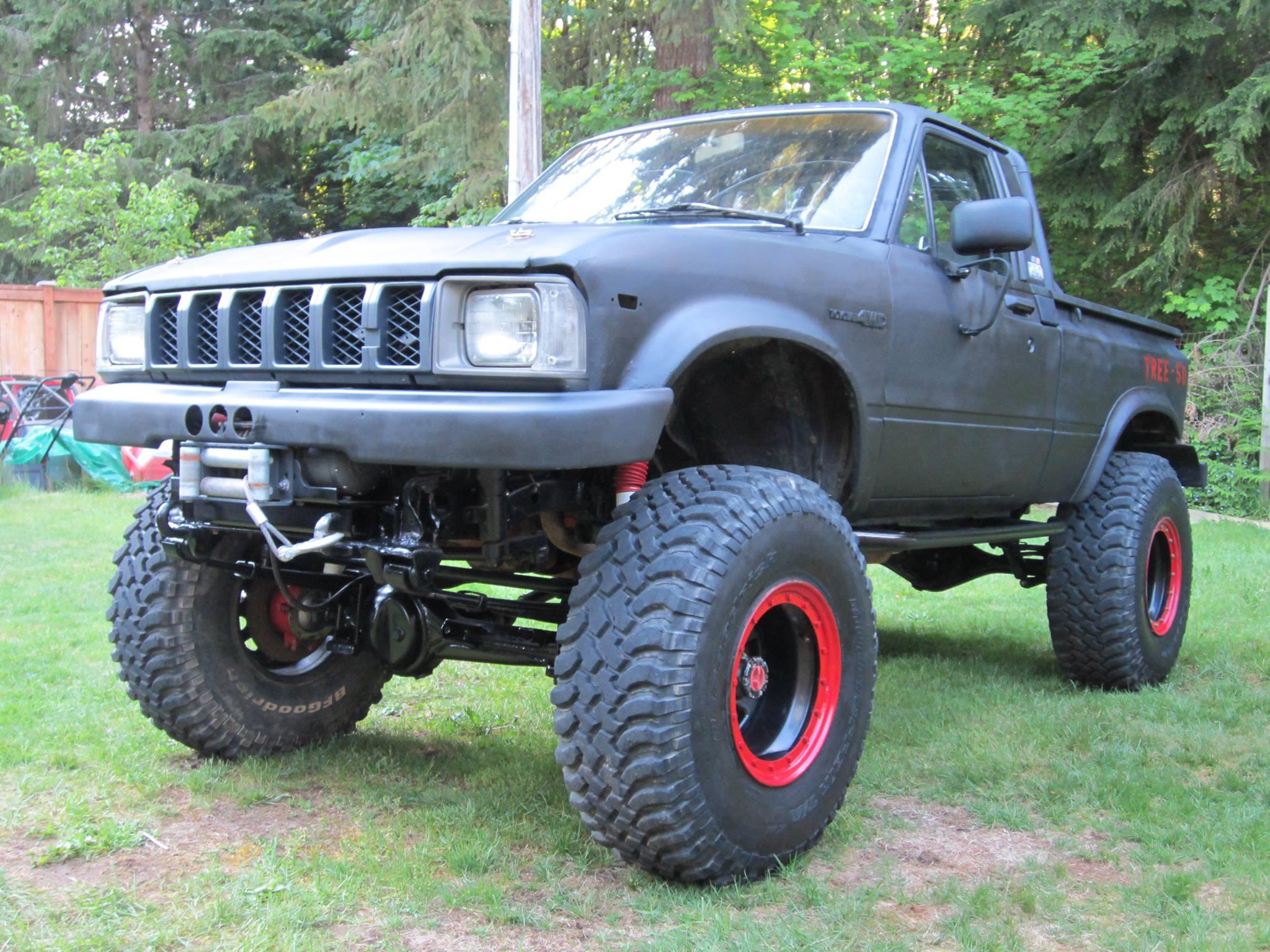 TREE-50..1983 Toyota.chevy 350,sm 420.