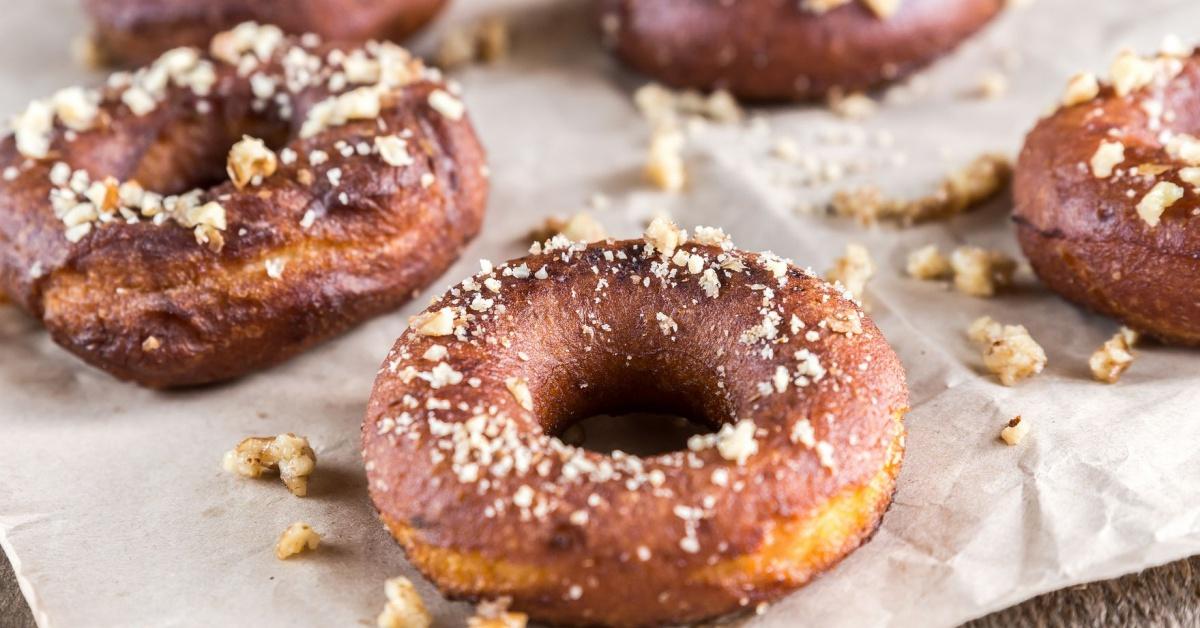 Homemade-Doughnuts
