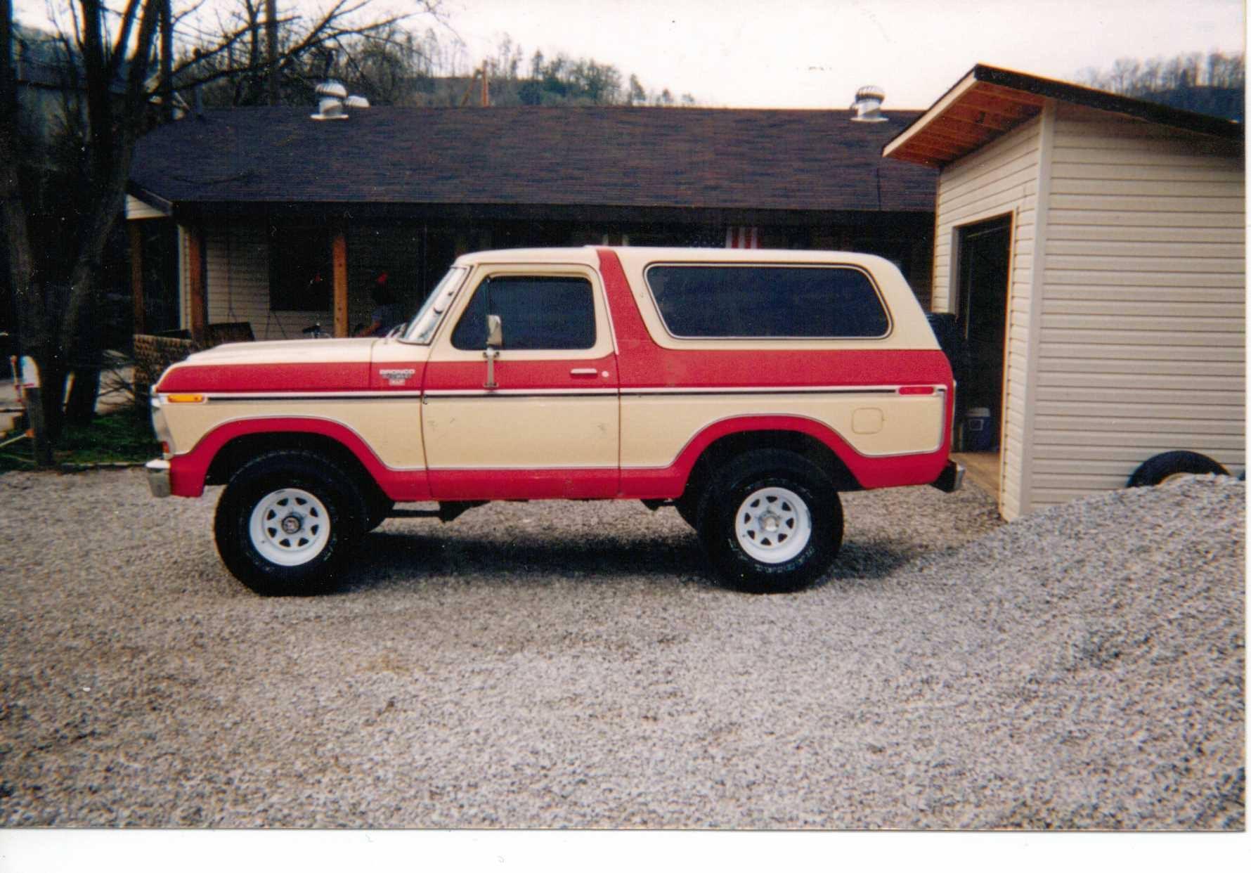1979 Bronco.