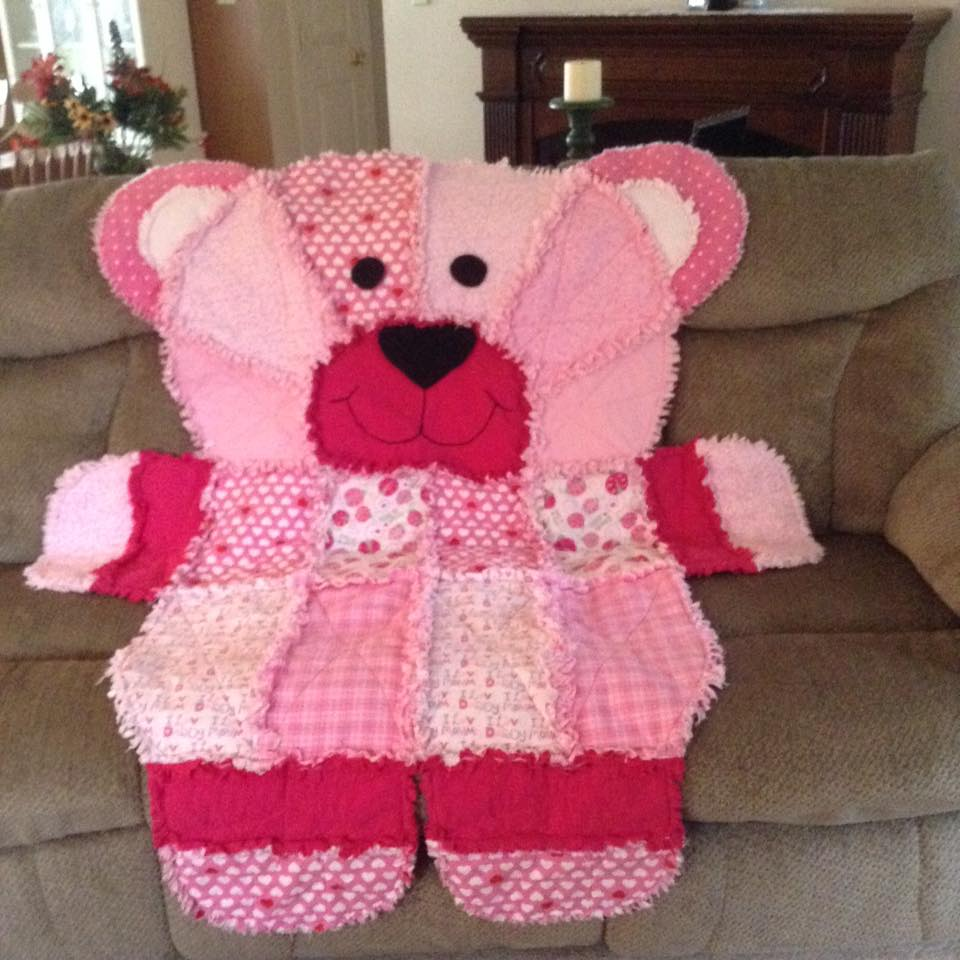 From Linda A Austin: I made this one for my granddaughter.
