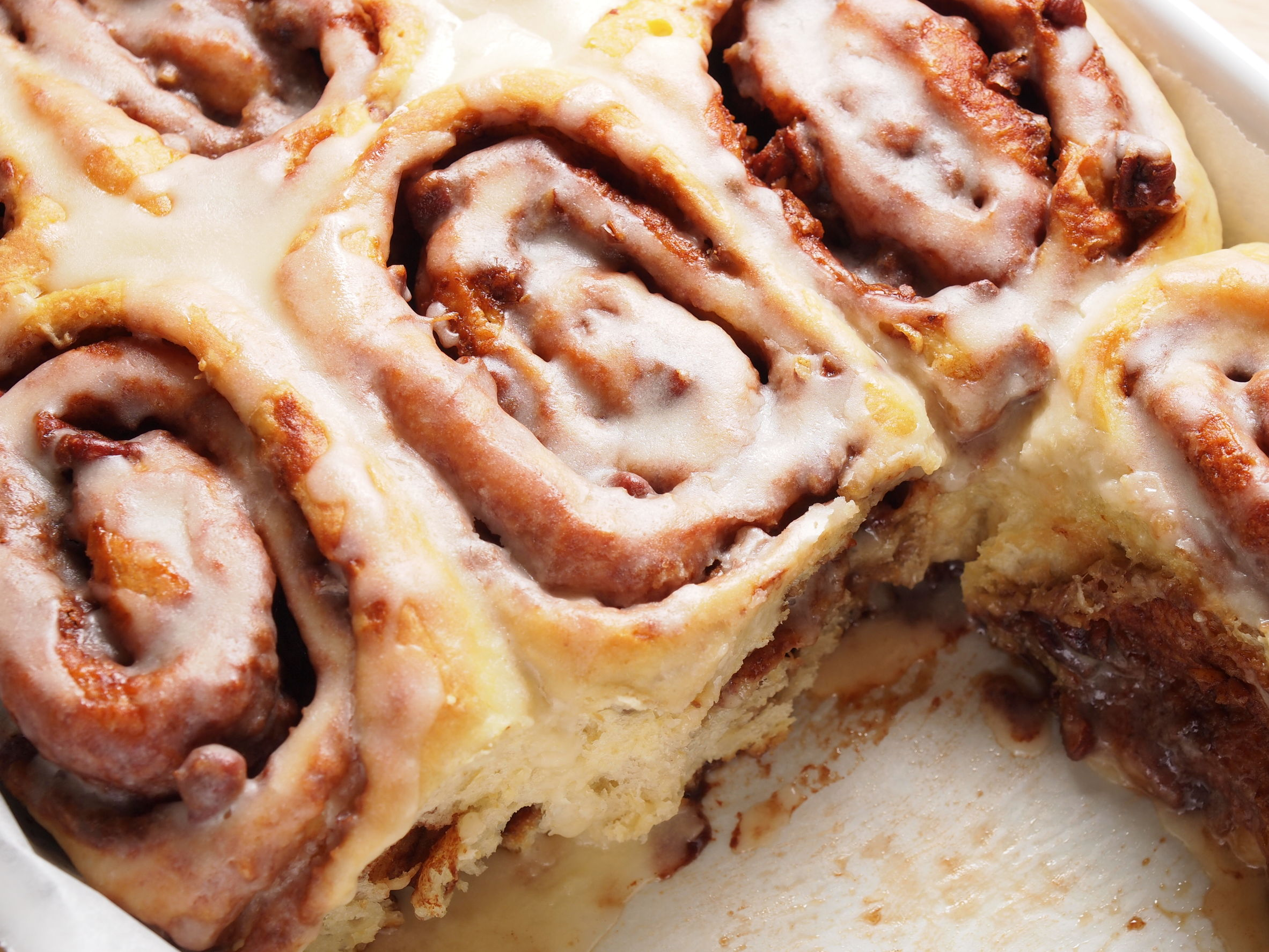 Bet You Didn't Know Cinnamon Rolls Could Get Even Better…Just One Ingredient Changes Everything