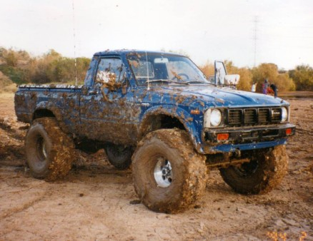 1980 Toyota 4X4
