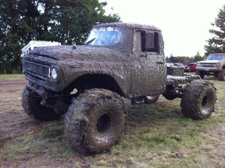 From David W Brenden: Thought I'd share a Memorial Day mudding pic with ya God bless all who serve our great country and the family's of those that don't get to come home