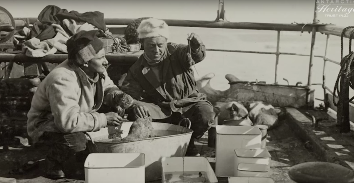 From: Youtube / Antarctic Heritage