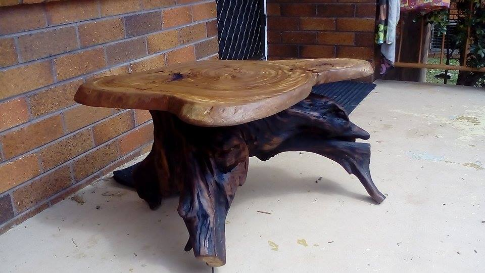 My first ever project. Your page is so inspiring. Have never wood worked ever , hope you like it I call it BAGO COFFEE TABLE