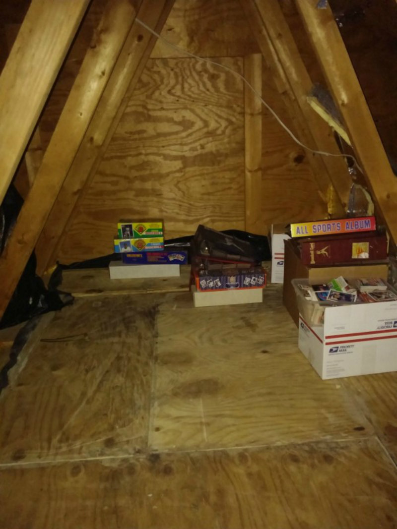 After Moving Into A New House He Found A Secret Room In