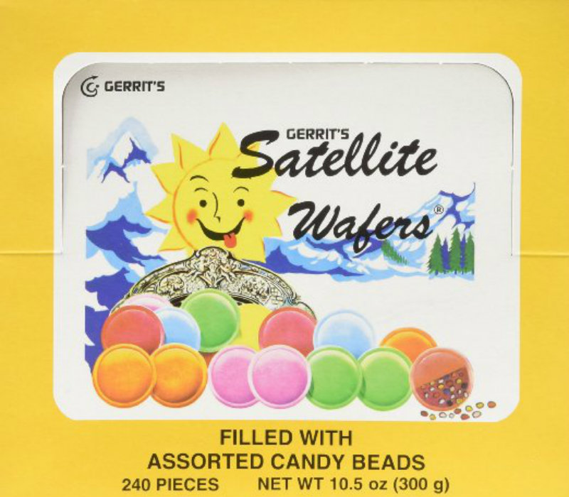 From: Amazon / Satellite Wafers