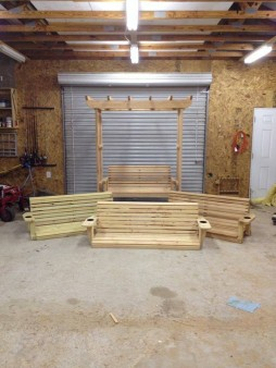 From Keith Hammett: a few of my projects at Hammett Home Creations LLC