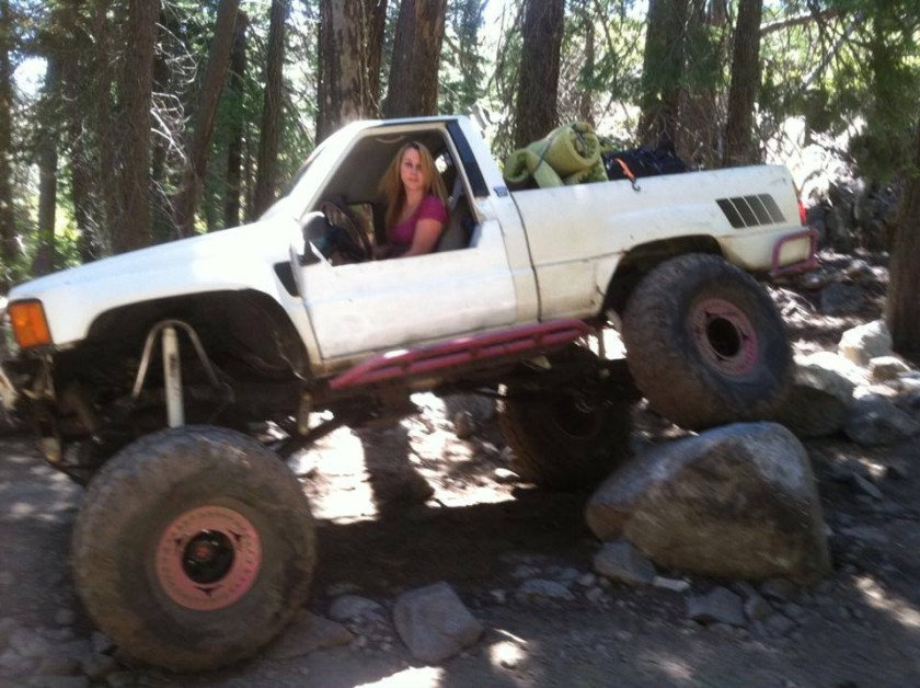 From Marilyn Moseley: Rubithon on the Rubicon Trail over the weekend