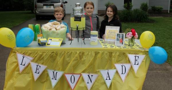 Alex's Lemonade Stand Foundation / via Facebook