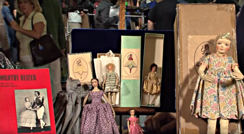 From: Youtube / Antiques Roadshow
