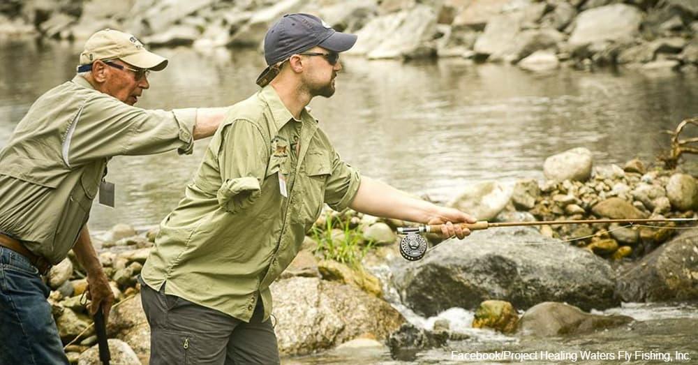 Via Project Healing Waters Fly Fishing, Inc.