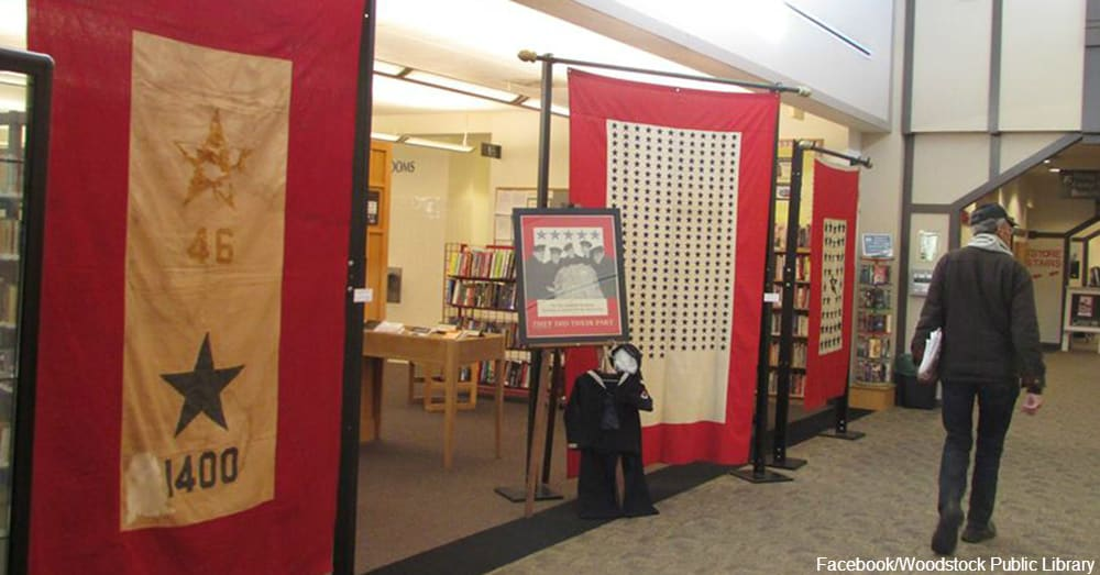 Via Woodstock Public Library
