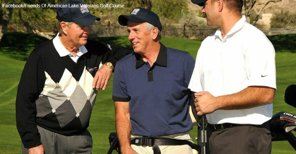 Via Friends Of American Lake Veterans Golf Course