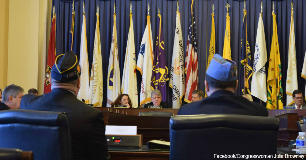 House Veterans` Affairs Subcommittee on Health / Via Congresswoman Julia Brownley
