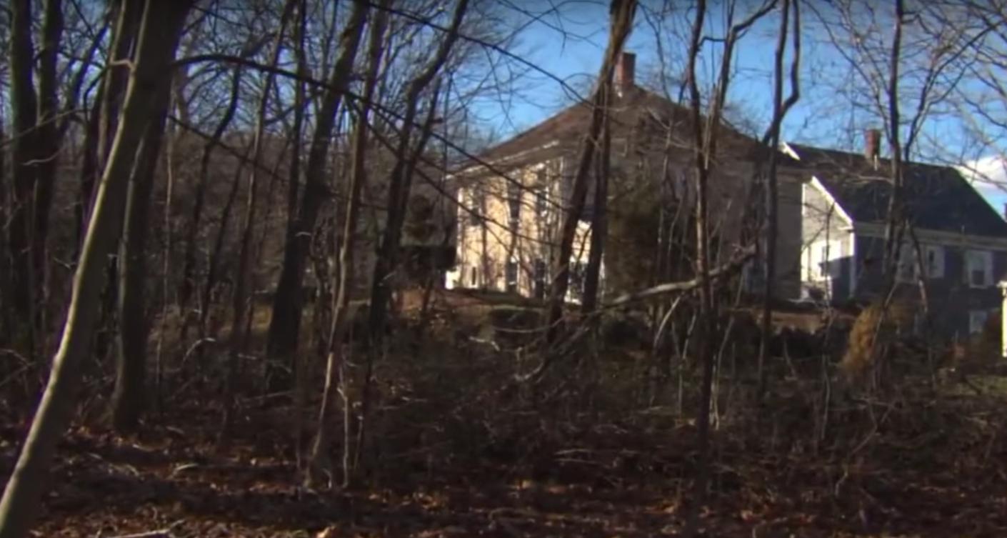 Proctors Ledge. (From Youtube / CBS Boston