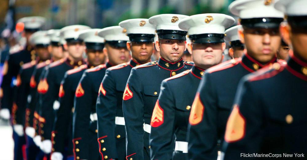 Via Sgt. Randall A. Clinton and MarineCorps NewYork
