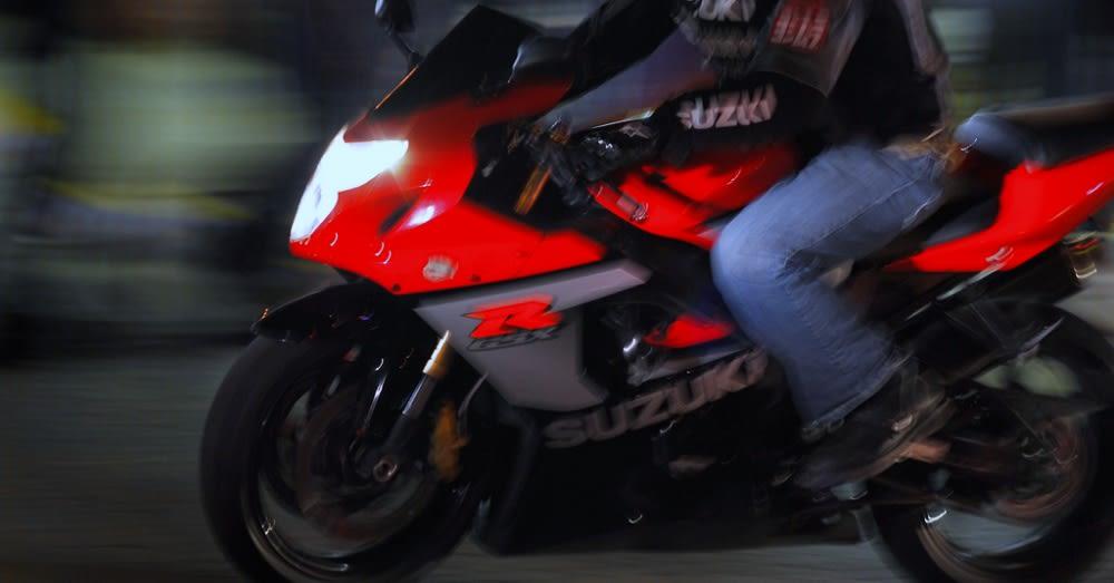 Susuki rider / Via DeusXFlorida