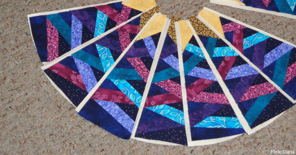 Unusual Quilting Ideas : Quilt-Like Projects For Young Kids: Paper Quilting 24 Blocks