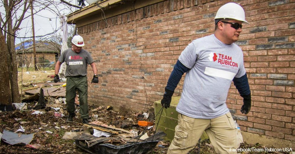 Via Team Rubicon