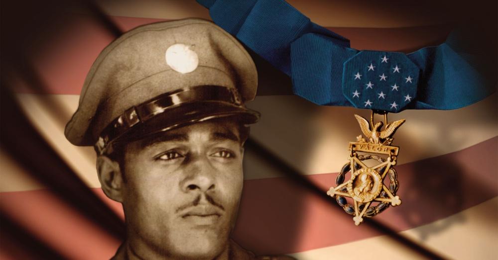 Edward A. Carter Jr. / Via Military Sealift Command