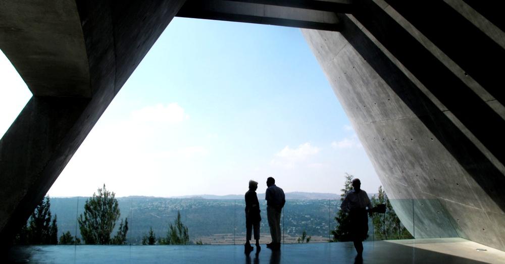 Yad Vashem Holocaust Museum in Israel / Via Kyle Simourd