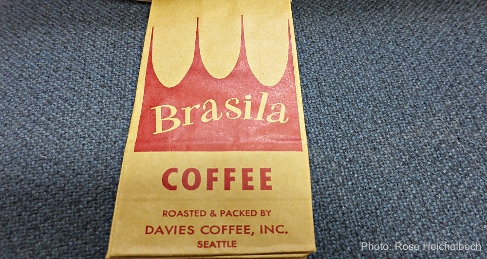 Brasila Coffee Bag