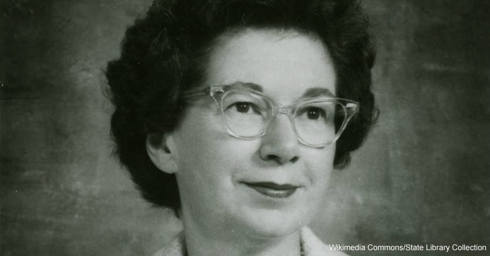 Beverly Cleary - 1971 / Via Washington State Archives