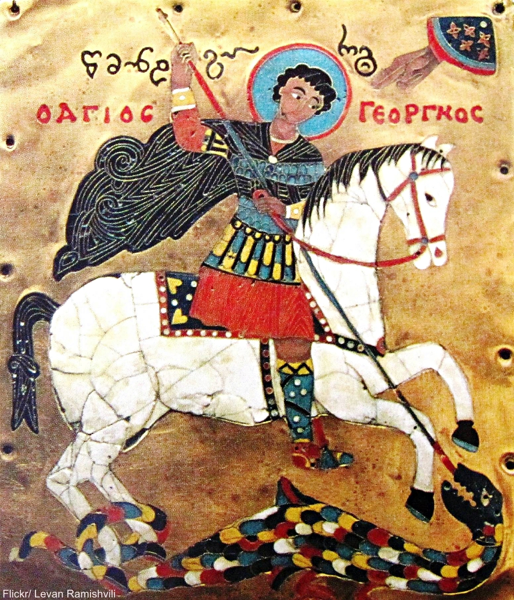 Byzantine Cloisonné