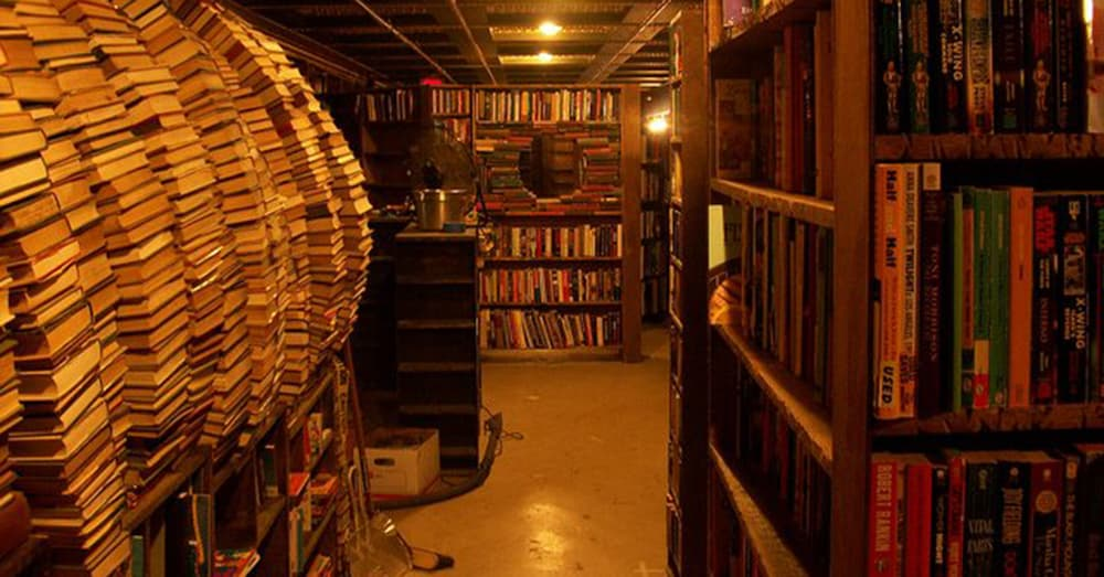 Via The Last Bookstore