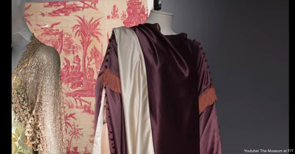 Poiret Coat Conserved by Museum at FIT