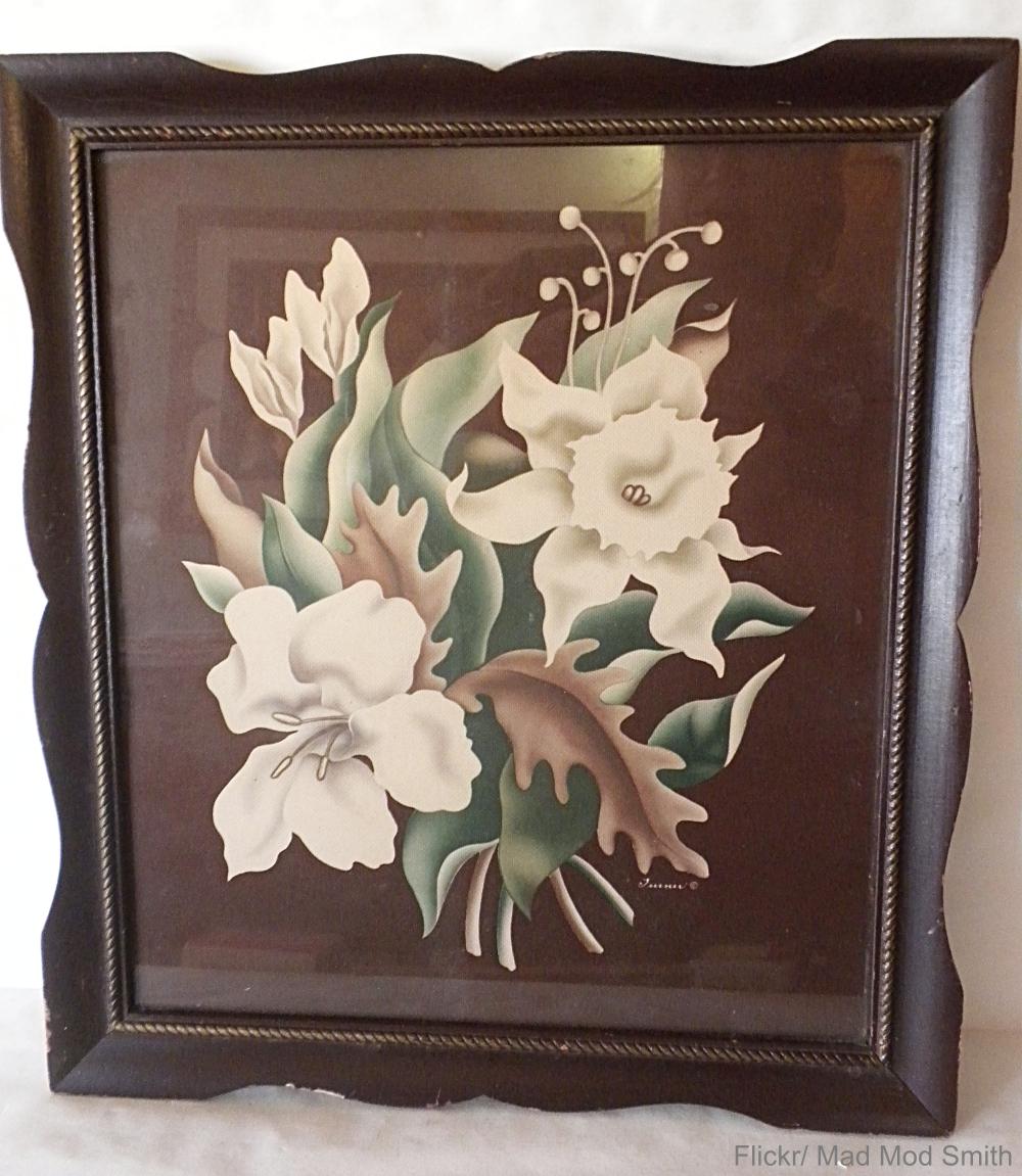Turner Flower Print