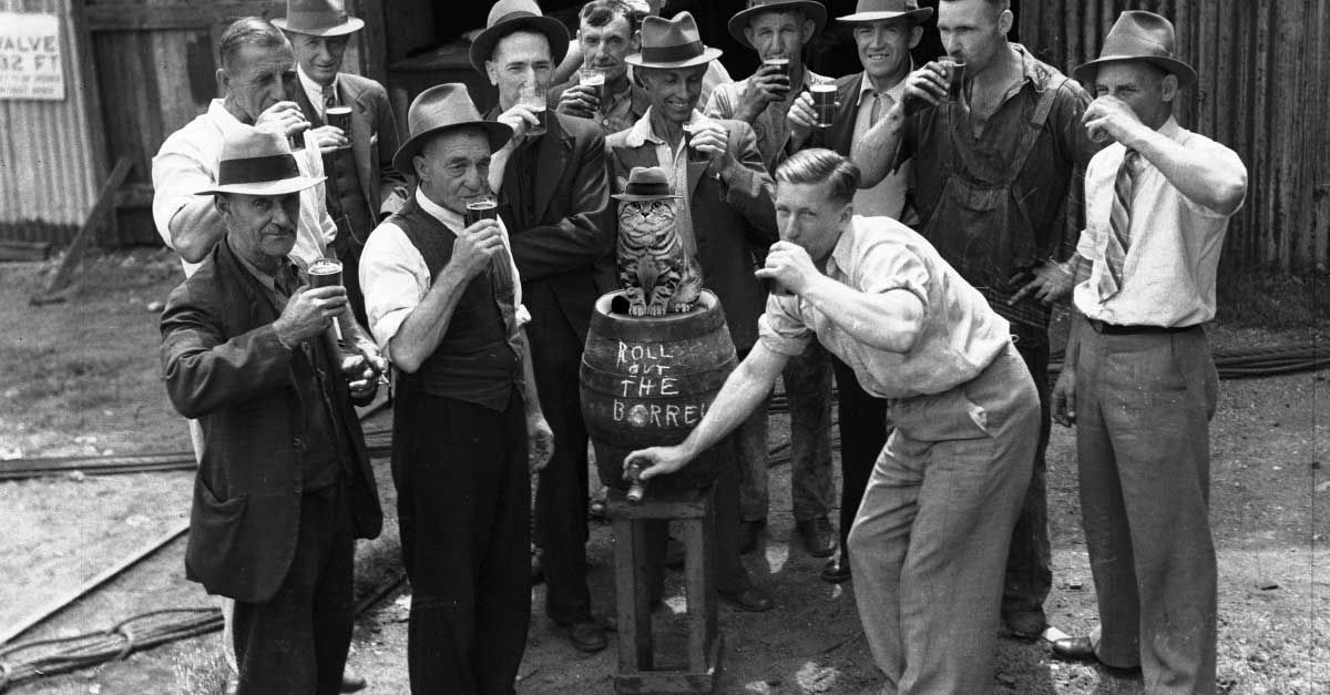 Prohibition History Felines Were Responsible for Bootlegging
