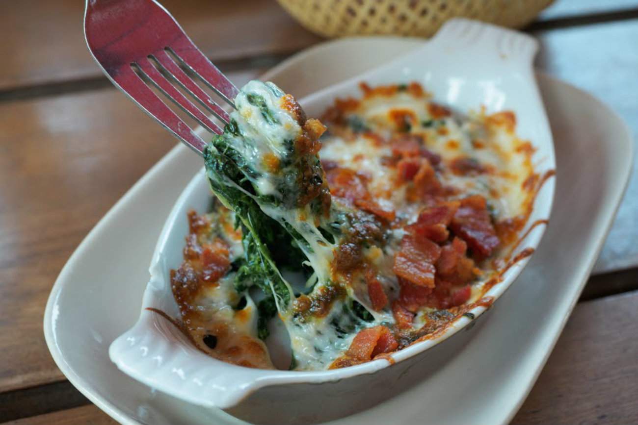 Spinach Gratin Main 1