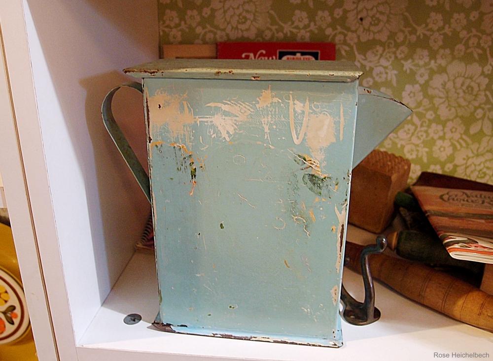 Aqua Blue Dispenser